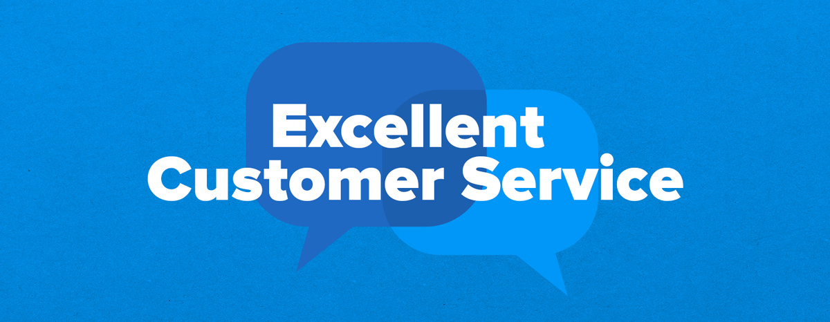 five ways to deliver excellent customer service
