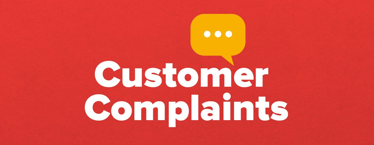 Custom deals complaints