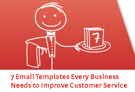 Email marketing template blog for Email templates for customer service