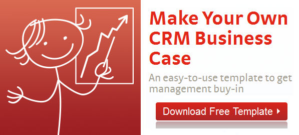 nieuws - crm business case: download free powerpoint template, Modern powerpoint