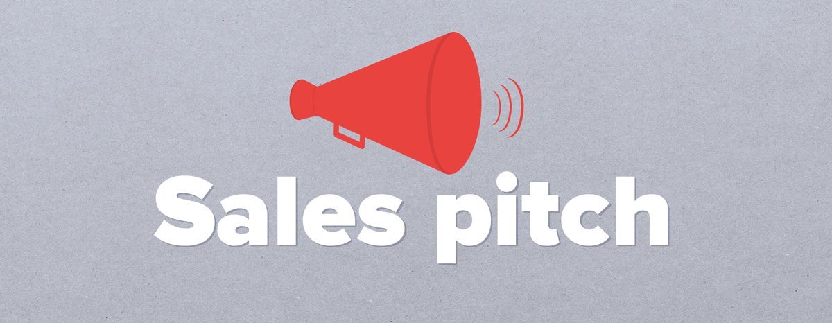 how to write a sales pitch Don't pitch ask relevant questions find out what problems your client is facing, quantify these problems and propose your own solution neil rackman, the author of spin selling, made a.