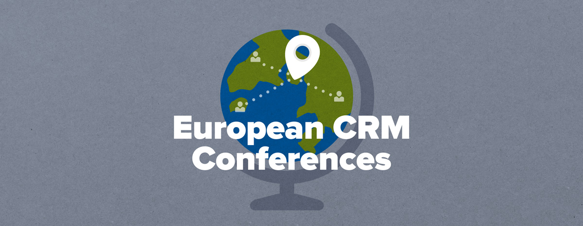19 CRM conferences you need to attend in 2016