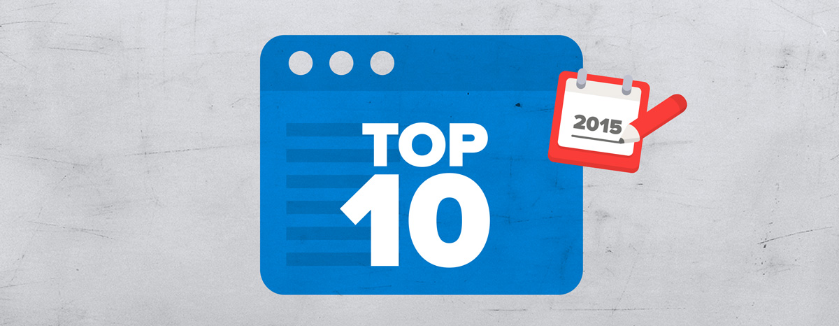 Top 10 Most Read SuperOffice Blog Posts in 2015