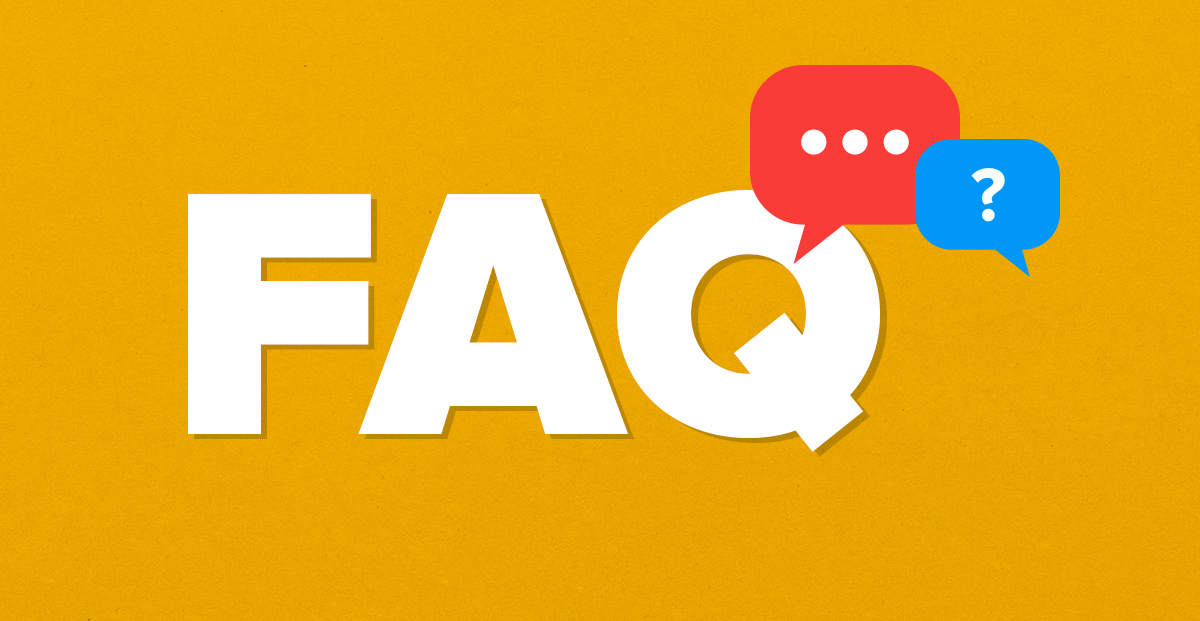 Image result for FAQ's