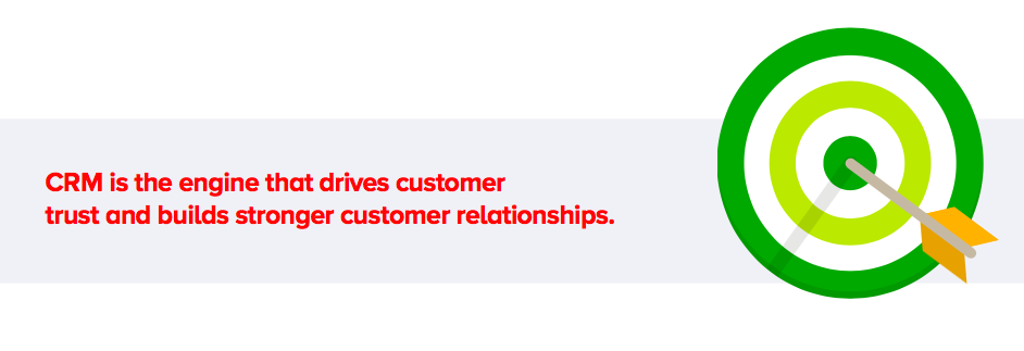 How CRM works and how it builds trust with customers