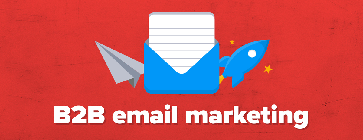 New study: 59% of B2B companies do not use email marketing