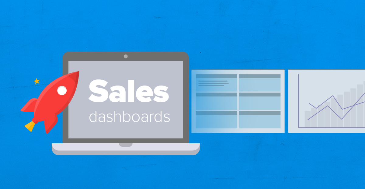 5 sales dashboards the experts use to boost revenue!
