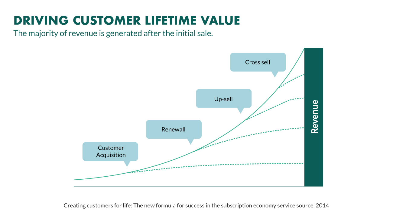 driving customer lifetime value