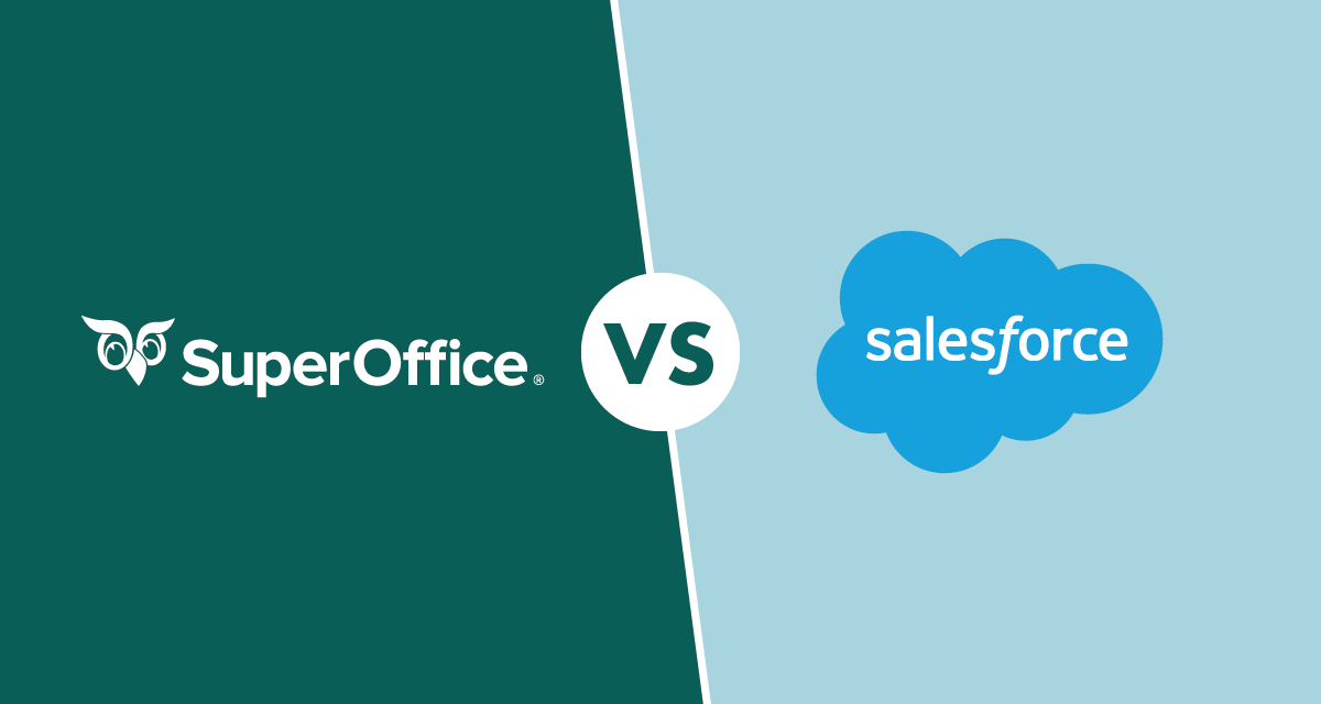 SuperOffice vs Salesforce