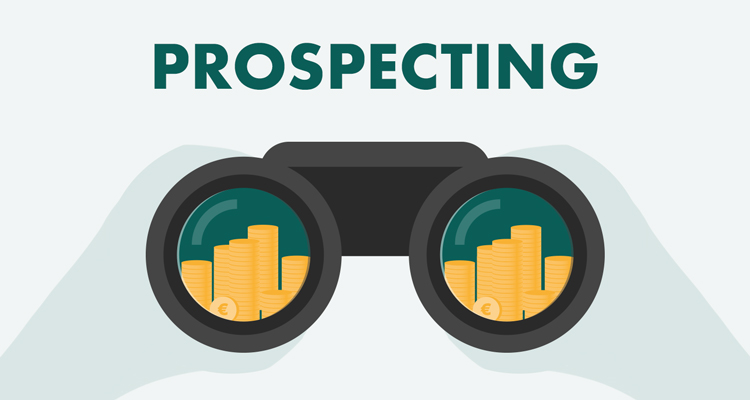 Prospecting strategy