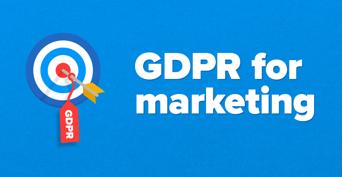 GDPR for marketing