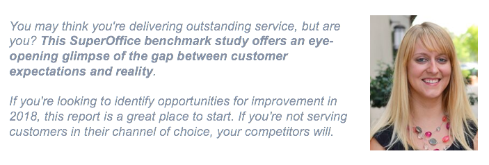 Erica Marois customer service influencer quote on new study