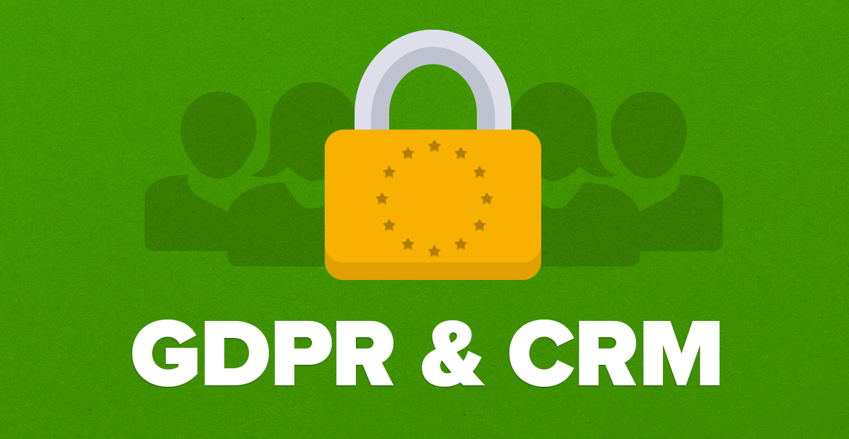 GDPR and CRM